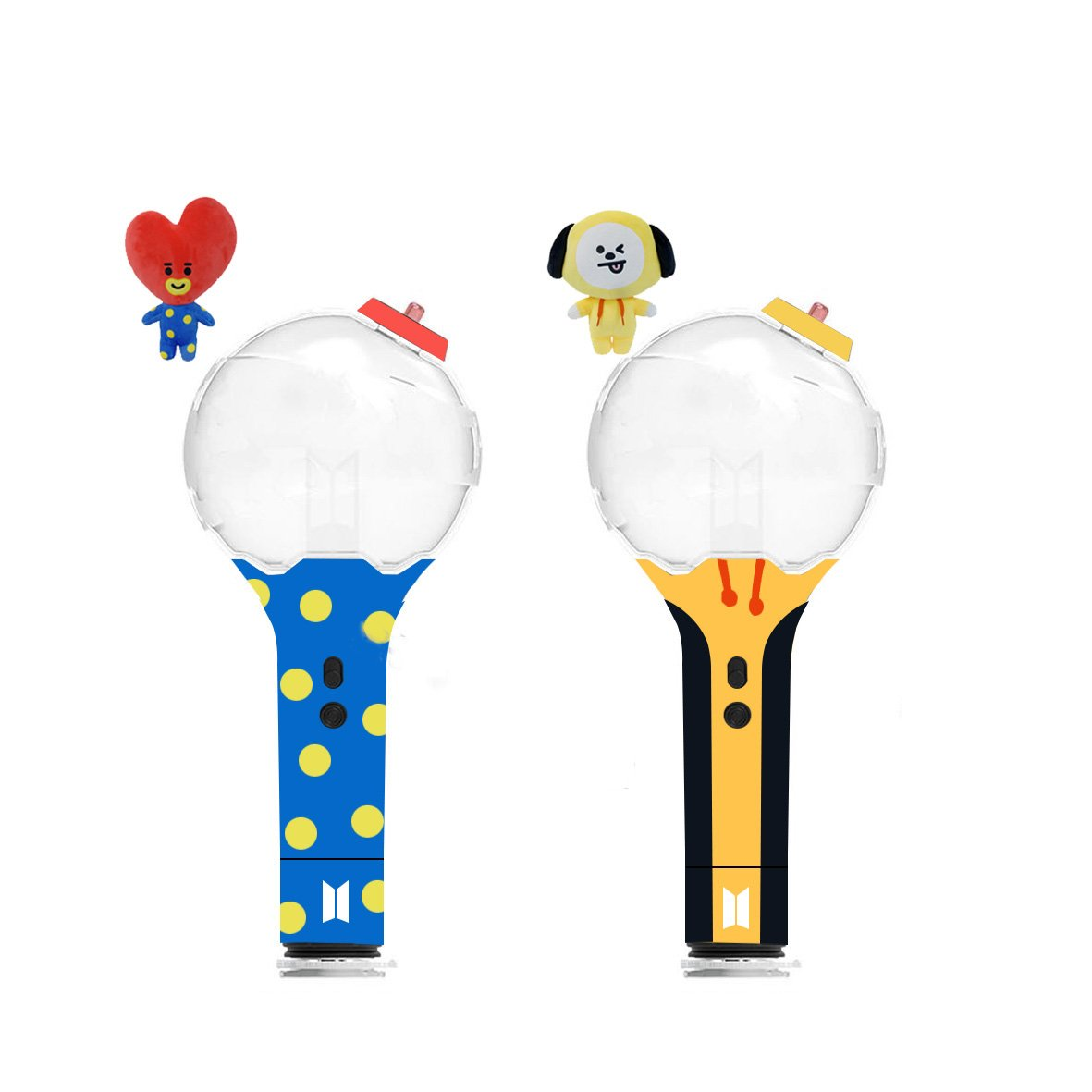 BTS Light Stick ARMY Bomb stickers - BT21 Store | BTS Online Shop