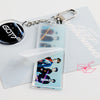GOT7 Keep Spinning PVC Keychain Pendant