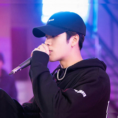GOT7 Jackson Team Wang Peaked Cap