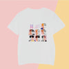 BTS Reversible T-shirt - BT21 Store | BTS Online Shop