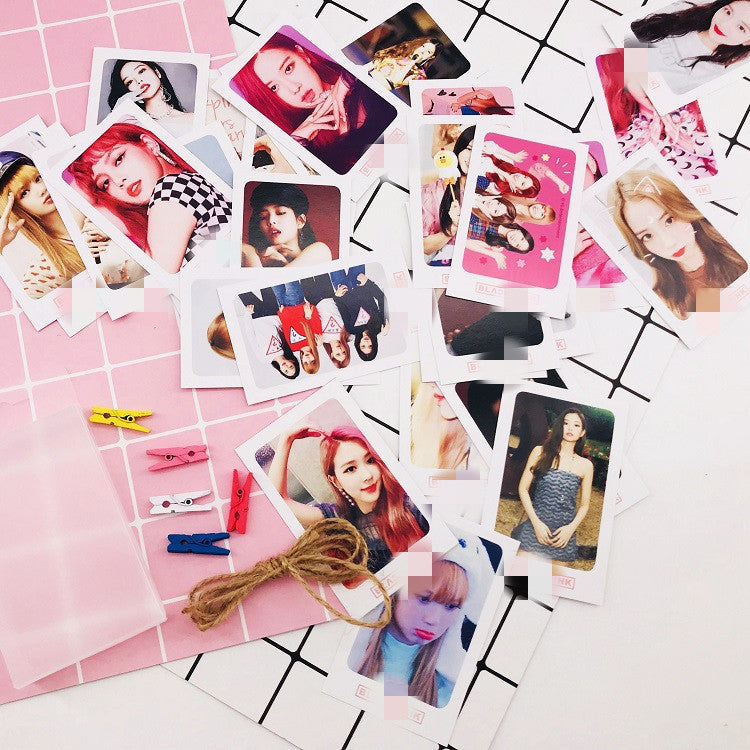 BLACKPINK Lomo Card