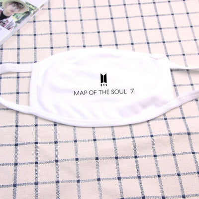 BTS X Map of the soul :7 Mouth Masks - BT21 Store | BTS Online Shop