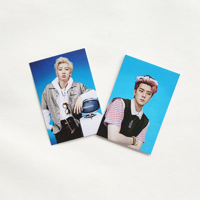 EXO-SC Nothin' 5  sheets Mini Card