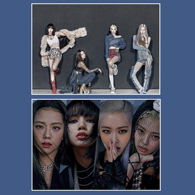 BLACKPINK How You Like That Poster