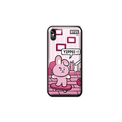 BT21 X Glass phone case - BT21 Store | BTS Online Shop