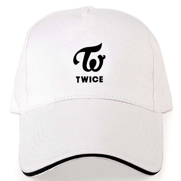 TWICE White Baseball cap