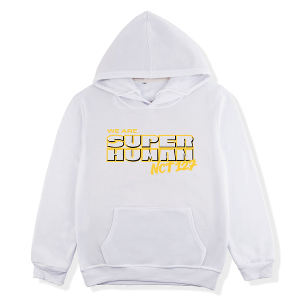 NCT127 WE ARE SUPERHUMAN Hoodie