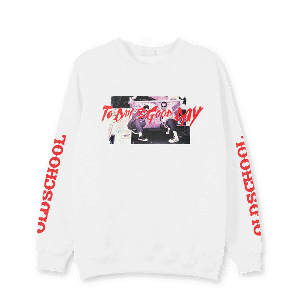 GOT7 JB 'TODAY IS GOOD DAY' Sweater