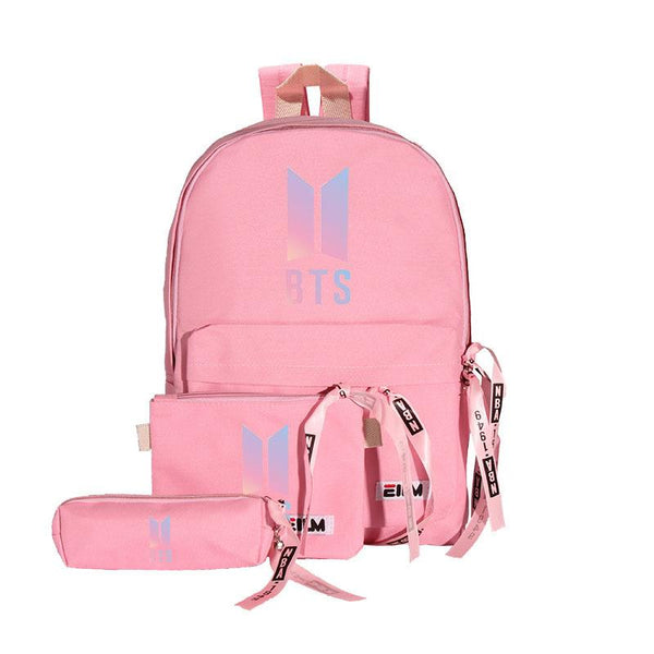 BTS X Three-piece backpack - BT21 Store | BTS Online Shop