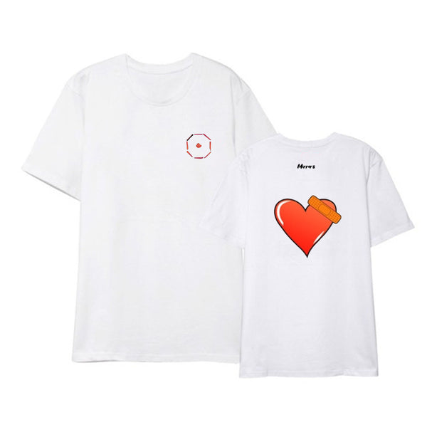 GOT7 Jackson Bullet To The Heart Mirrors T-shirt
