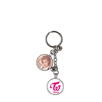 TWICE Fancy You Key Pendant
