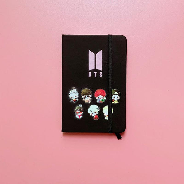 BTS X NOTEBOOK - BT21 Store | BTS Online Shop