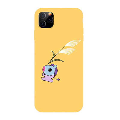 BT21 X Cartoon Phone Case - BT21 Store | BTS Online Shop