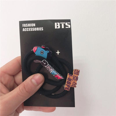 BT21 X Hair rope - BT21 Store | BTS Online Shop