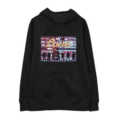 BTS Boy With Luv MV Hoodie - BT21 Store | BTS Online Shop