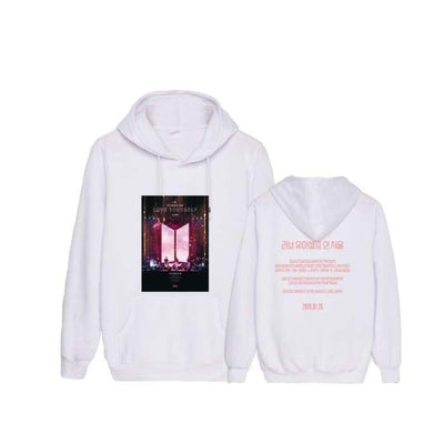 BTS LY World Tour In Seoul Classic Hoodie - BT21 Store | BTS Online Shop