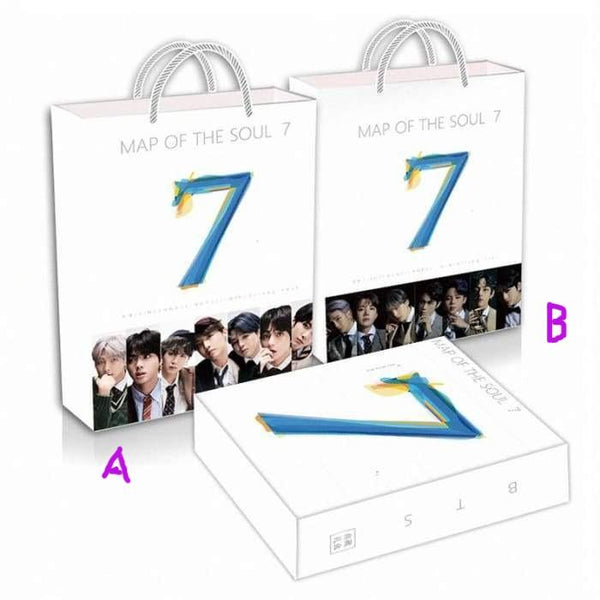 BTS MAP OF THE SOUL 7 ARMY BOX - BT21 Store | BTS Online Shop