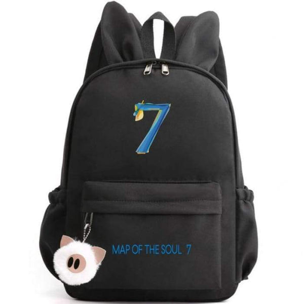 BTS Map Of The Soul: 7 Bunny Backpack - BT21 Store | BTS Online Shop