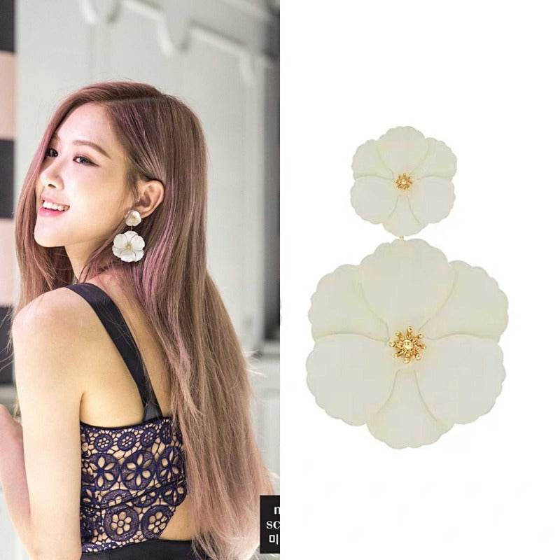 BLACKPINK ROSE Earrings