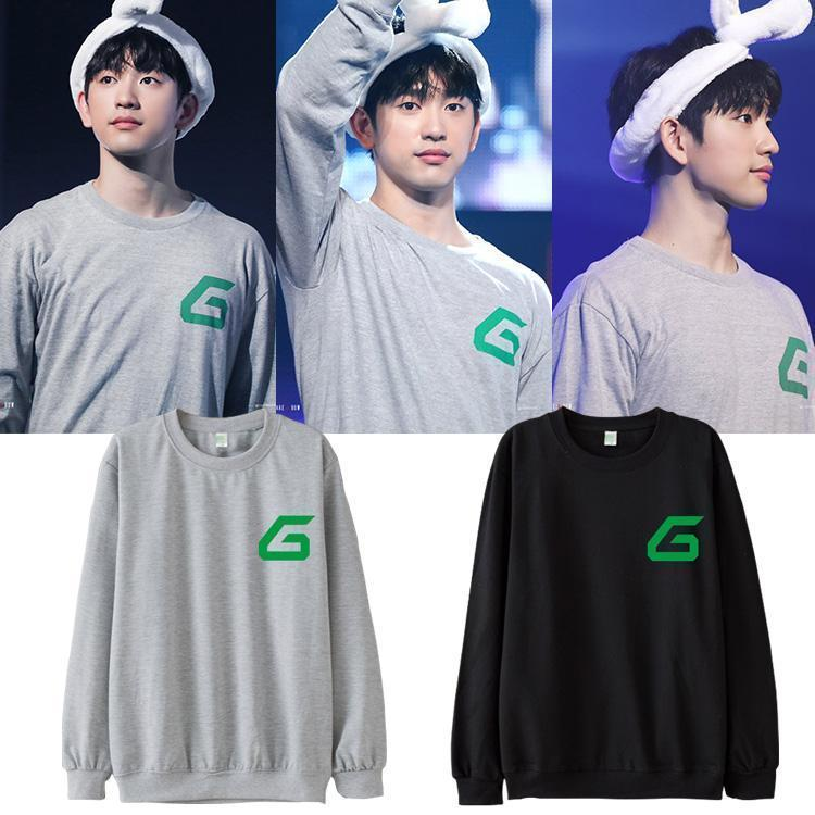 GOT7 JinYoung Japan Tour Sweater