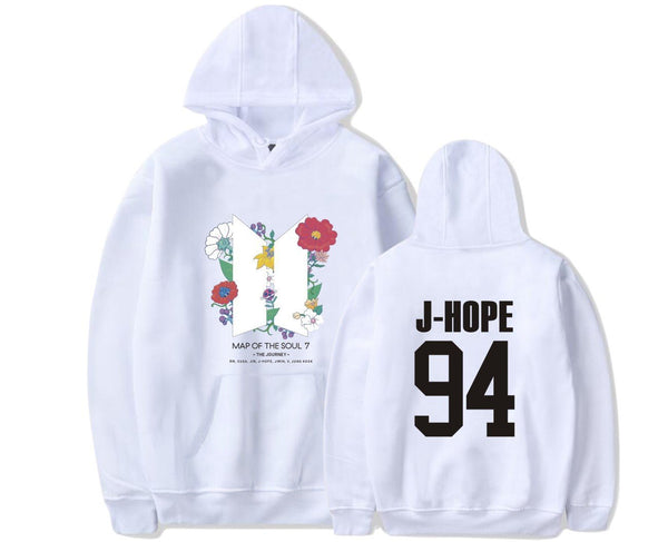 BTS MAP OF THE SOUL 7 THE JOURNEY Hoodie - BT21 Store | BTS Online Shop