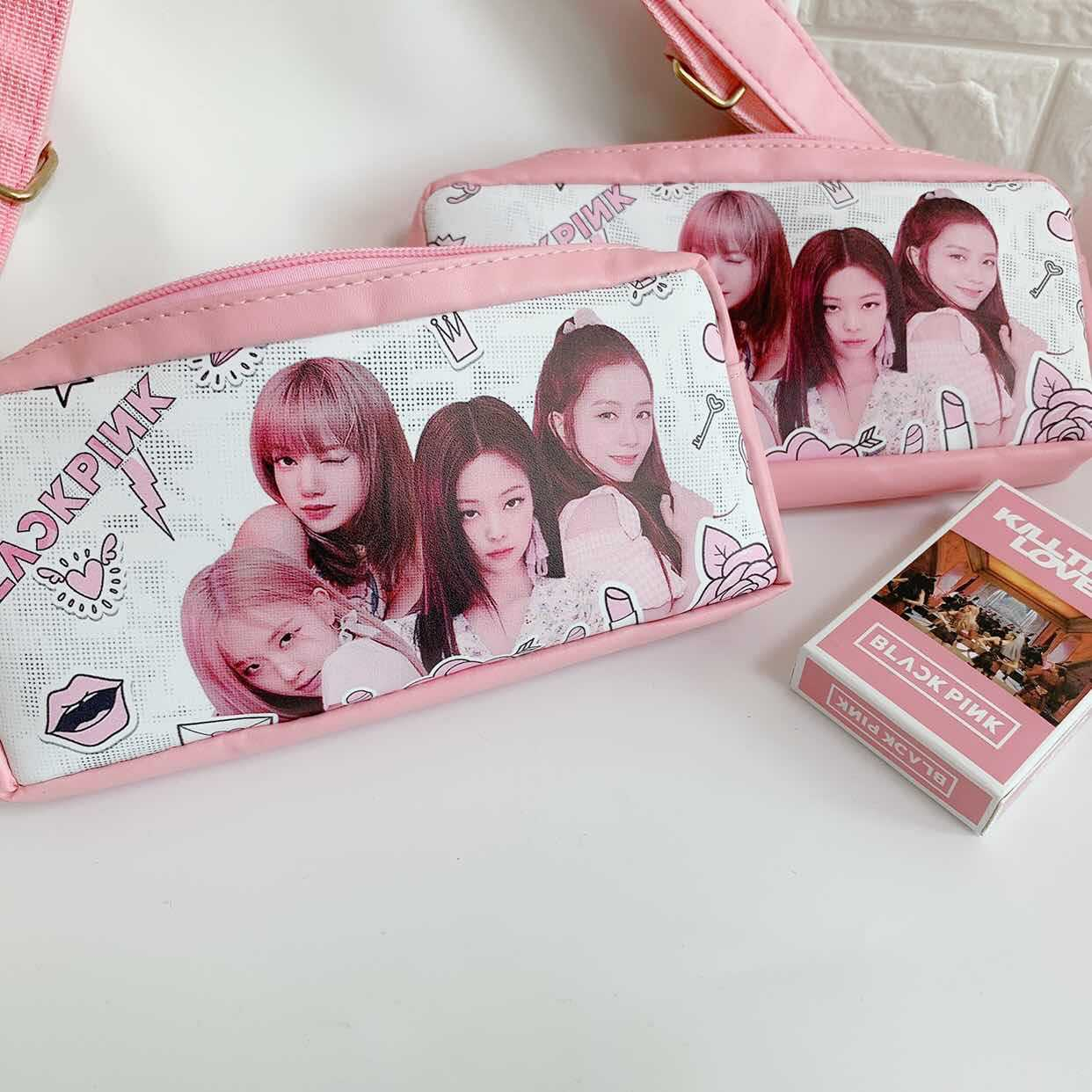 BLACKPINK Pencil Case