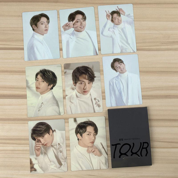 BTS X MAP OF THE SOUL TOUR CARD - BT21 Store | BTS Online Shop