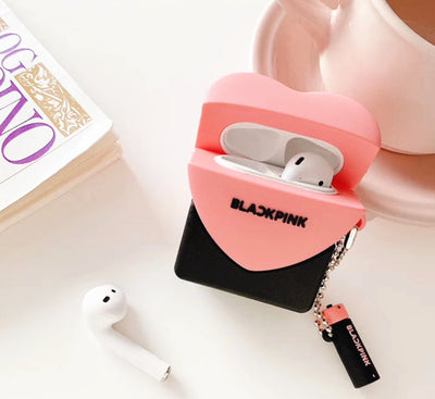 BLACKPINK Silicone Earphone Cover