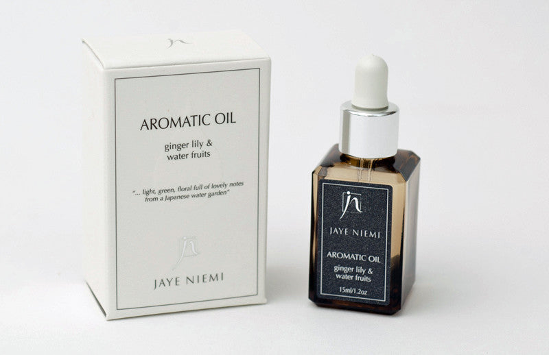 Jaye Niemi Aromatic Oil Ginger Lily + Water Fruits