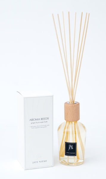 Jaye Niemi Aroma Reed Ginger Lily + Water Fruits