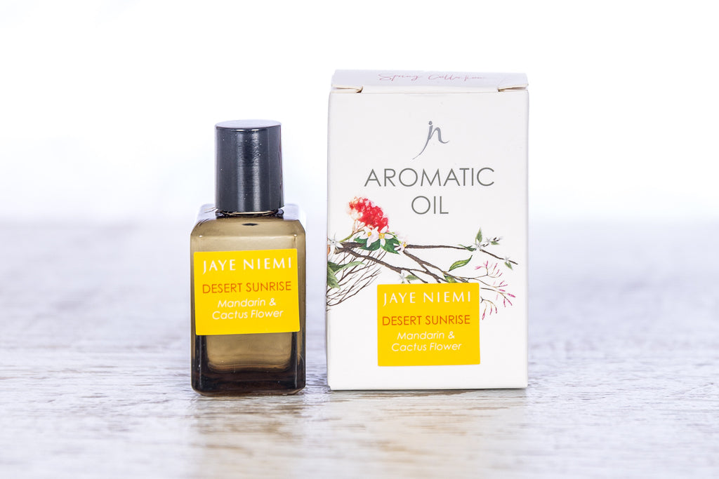 Aromatic Oils - Desert Sunrise