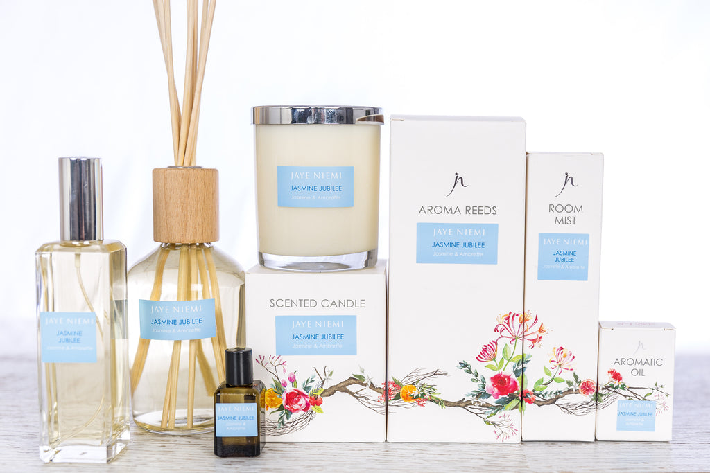 Jasmine Jubilee Collection Gift Package