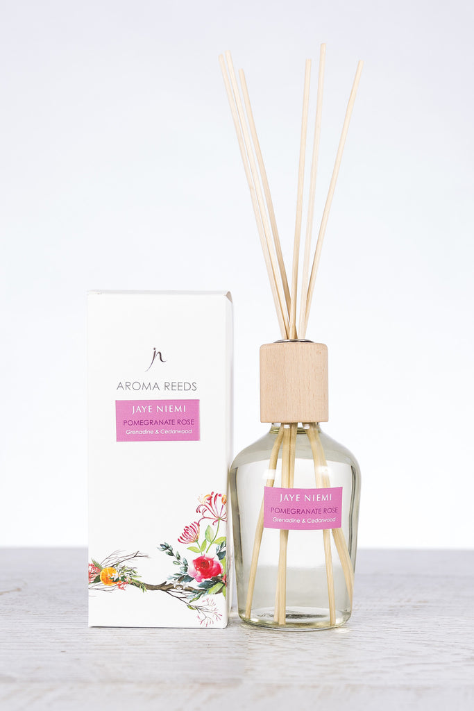 Aroma Reeds - Pomegranate Rose