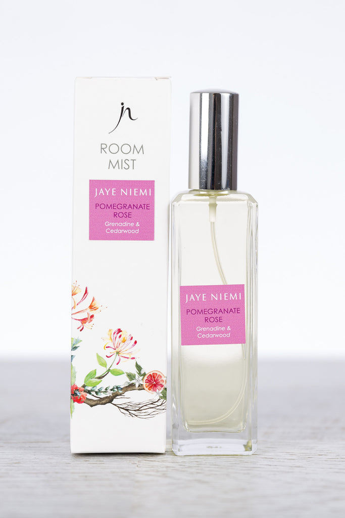 Room Mists - Pomegranate Rose