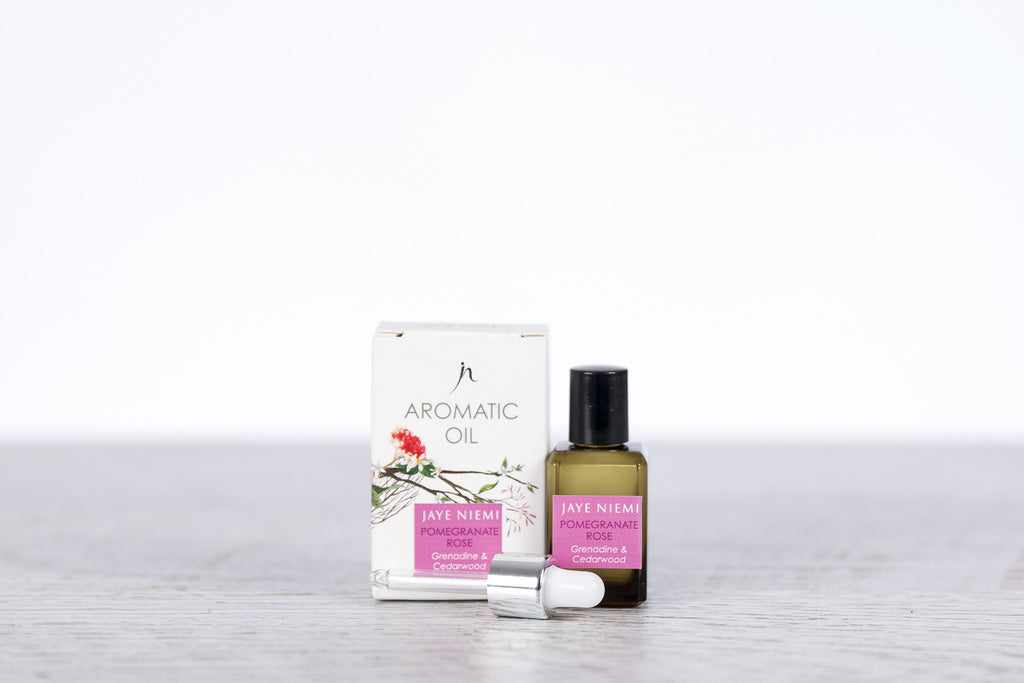 Aromatic Oils - Pomegranate Rose