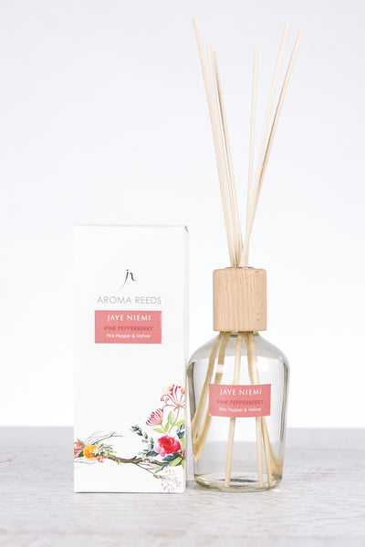 Aroma Reeds - Pink PepperBerry