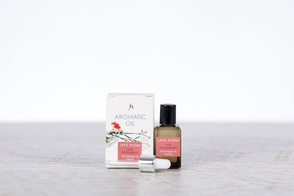 Aromatic Oils - Pink PepperBerry