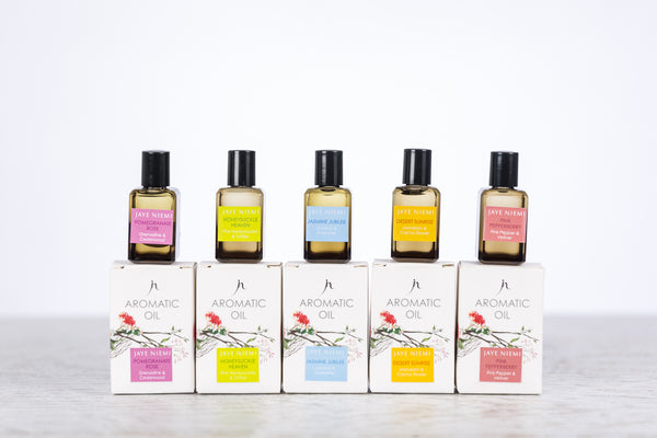 Spring Collection Aromatic Oils Gift Set