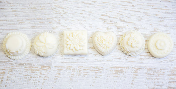 100% Botanical Wax Melts - Tuberose + Sandalwood