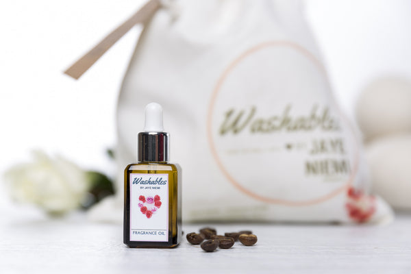 WASHABLES Fragrance Refill - Cafe Noir + Turkish Rose