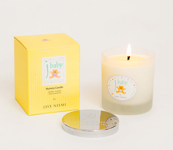 Jaye Niemi J Baby scented candle