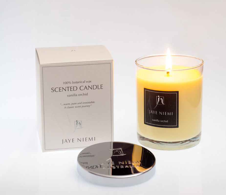 Jaye Niemi Scented Candle Vanilla Orchid