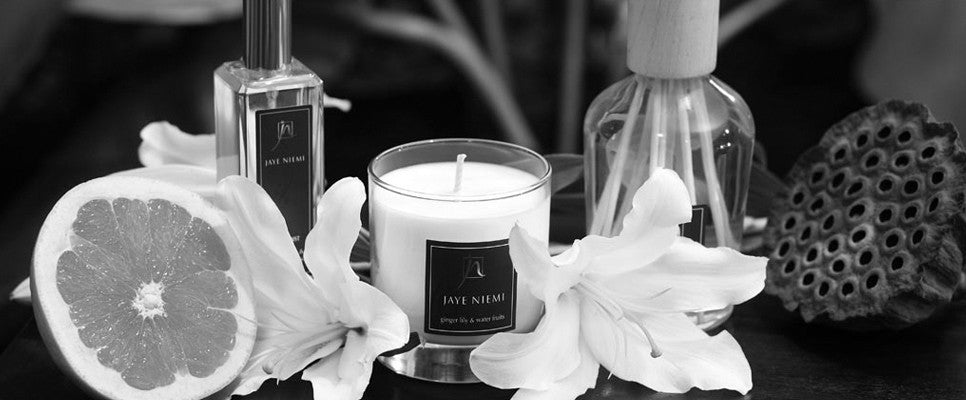 jaye niemi aroma reeds scented candles room mists aromatic oils