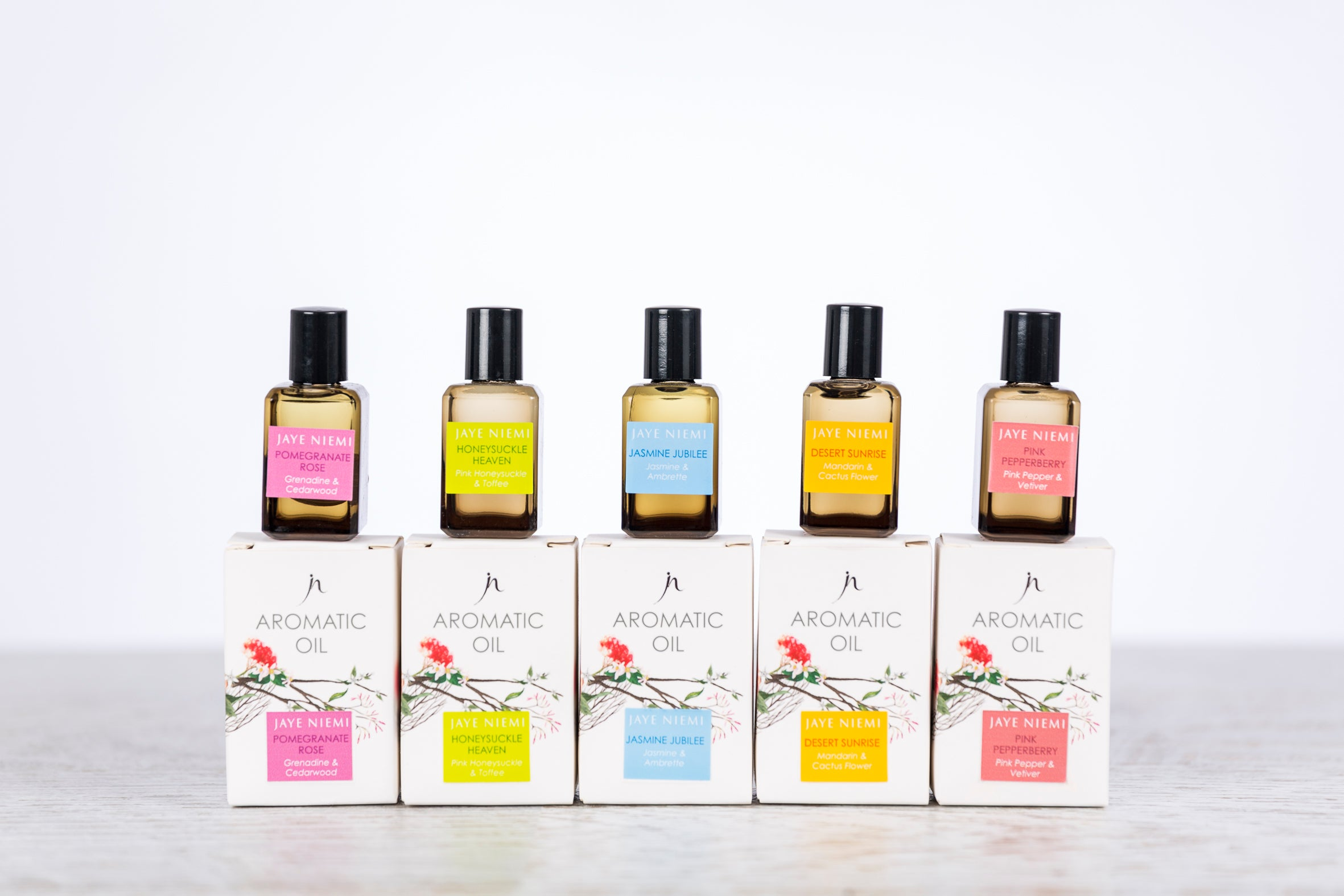 EMBRACE SPRING with our SPRING COLLECTION Aromatic Oils