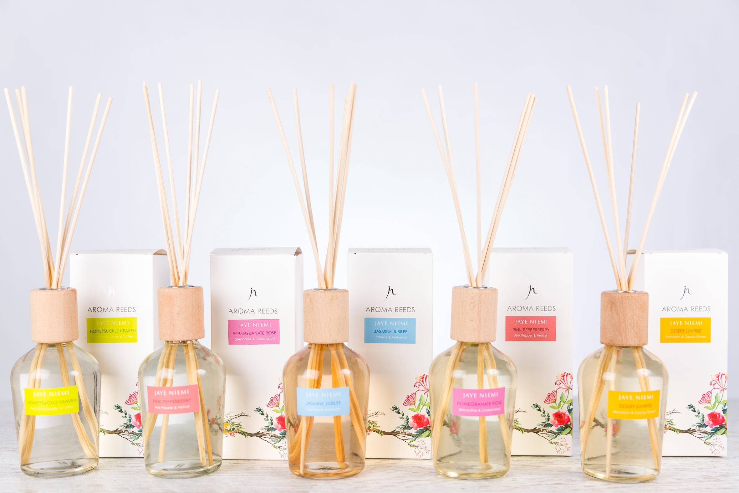 SHOP SPRING COLLECTION AROMA REEDS
