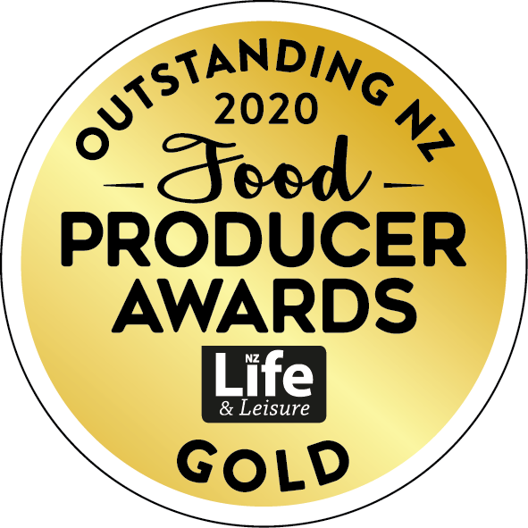 2020 Outstanding NZ Food Producer Award