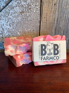 Cranberry Fig Goat Milk Soap
