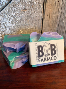 Spring Bouquet Goat Milk Soap