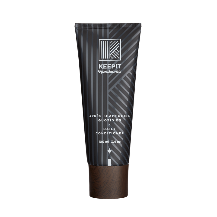 Travel-Friendly Daily Conditioner - KEEPIT HANDSOME Canada