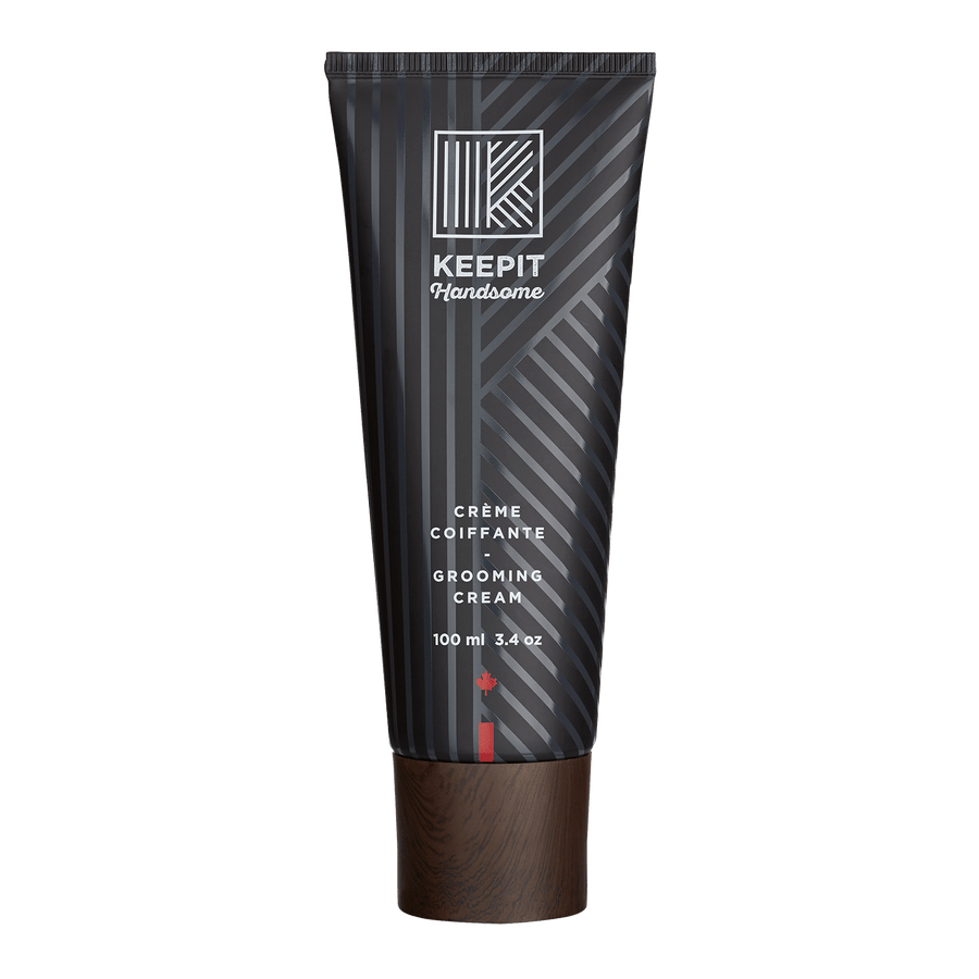 Travel-Friendly Grooming Cream